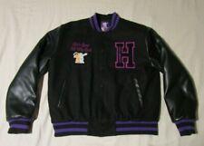 RARE Chinese Hip Hop Higher Brothers Black Cab Feat Graf Black Varsity Jacket XL