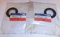 2x Genuine Austin Classic Mini Metro + Midget Rear Hub Oil Seals Unipart GHS227