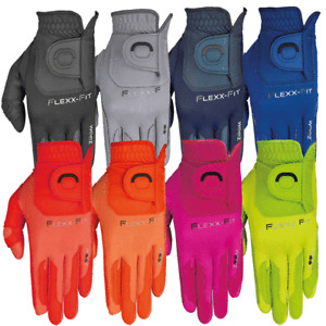 ZOOM FLEXX-FIT TONAL GOLF GLOVE ONE SIZE FITS ALL MENS ALL WEATHER GOLF GLOVES