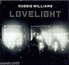 Robbie Williams - Lovelight 5 Track CD Single - Near Mint