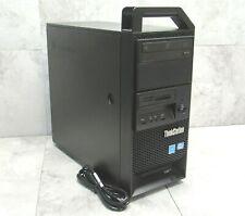 Lenovo ThinkStation E31 Tower Pc Computer - i5-3470 @ 3.20Ghz 4Gb Workstation