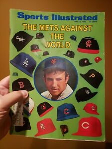 Sports Illustrated April 13 1970 New York Mets Against The World Jerry Koosman