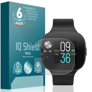 IQ Shield Matte Anti-Glare Screen Protector for Asus VivoWatch BP