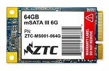 64GB ZTC Bulwark V2 mSATA 6G 50mm Solid State Disk - ZTC-MS001-064G