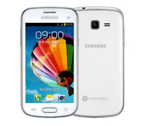 Original Samsung S7568 3G TD-SCDMA 1880/2010MHz 4GB 3MP Android Smartphone 4""