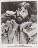 RINGO STARR IN CAVEMAN ORIGINAL 1980 8X10 PHOTO