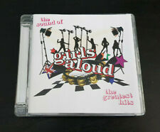 CD ALBUM - GIRLS ALOUD - THE SOUND OF GIRLS ALOUD - THE GREATEST HITS