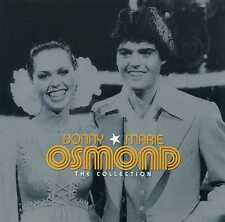 DONNY & MARIE OSMOND - THE COLLECTION - NEW CD!!
