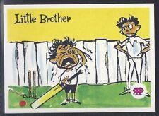 SCANLENS (AUS)-KRAZY KRICKET-#68- CRICKET - LITTLE BROTHER