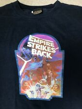 STAR WARS The Empire Strikes Back Mens Tshirt XXL (2XL) Throwback Logo