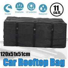 Waterproof Car Roof Top Bag Storage Cargo Carrier For Luggage Travel Car New