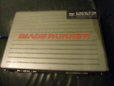 Blade Runner Briefcase DVD Set Rare. Region 1 DVD. Ridley Scott.