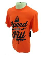 Fox Speed Doesn't Kill Cycling T-Shirt - Orange - Medium