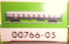 MÄRKLIN 00766-5 ÖSTERREICHISCHER D-ZUG WAGEN TIN PLATE