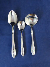 Oneida Stainless SHERATON 3pc Hostess Set (s) INDONESIA