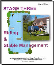 STAGE THREE RIDING AND STABLE MANAGEMENT., Reed, Hazel., Used; Very Good Book
