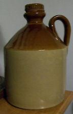 Vintage Moira Farmhouse Stoneware Pottery Jug & Lid Made in England