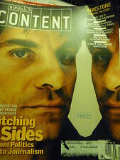Brill's Content Independent Voice Information Age 1/2001 George Stephanopoulos
