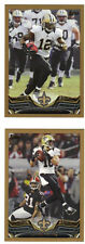 2013 Topps Gold #/2013 Lance Moore New Orleans Saints #394