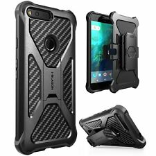 Google Pixel XL Case, i-Blason Transformer Locking Belt Swivel Clip w/ kickstand