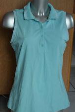 bonito top polo sin mangas azul HUGO BOSS talla XL EXCELENTE ESTADO
