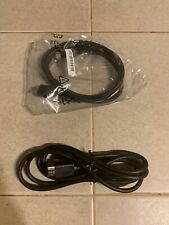 DELL HDMI CABLE MALE 6FT HIGH SPEED BLACK