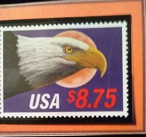 Scott #2394, Eagle and the Moon, Express Mail
