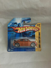 Hot Wheels Dodge Charger srt8 007/156 nuevo New OVP short Card