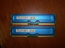 512Mb SAMSUNG (2 x 256) PC800-45  RIMM RAMBUS RDRAM ECC