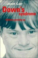 Down's Syndrome: Children Growing Up-ExLibrary