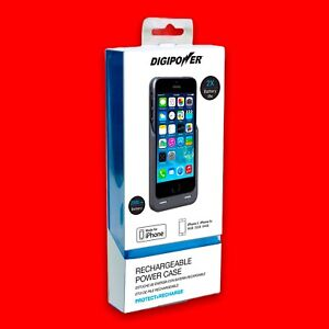 For iPhone 5 Extended Battery Power Case Protective Charging Backup Bank Cover