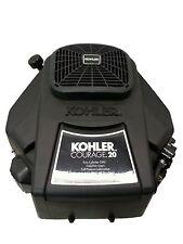 """SV710-0010 20HP Kohler Courage Vertical Engine 1""""X3-5/32"""" 15 Amp Alternator ES"""