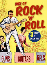 Box Of Rock And Roll (Triple Feature) DVD NEW