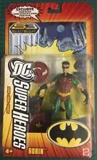 Robin - Dc Comics S3 Select Sculpt Mattel Dc Super Heroes series 3 (Nib) 2006