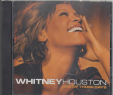 whitney houston one of those days cd promo