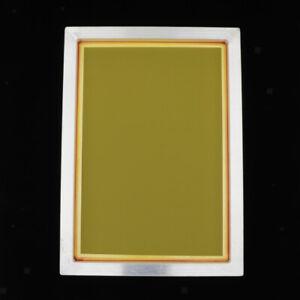 120 White Silk Screen Printing Aluminium Frame 27x36 High Quality Mesh