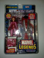 Scarlet Witch Marvel Legends Legendary Riders Series MIP ToyBiz 2005 Series 11