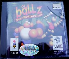 Ball Z The Directors Cut. 3DO Console.Game. New and Sealed.