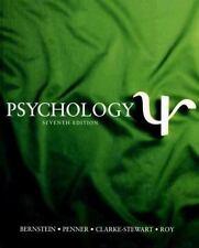 Psychology, Seventh Edition, Roy, Edward, Clarke-Stewart, Alison, Penner, Louis