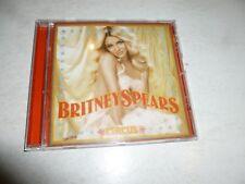 BRITNEY SPEARS - Circus - 2008 UK 14-track CD album