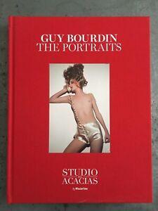 Guy Bourdin / The Portraits