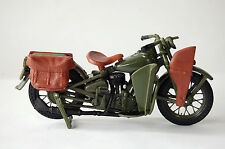 HARLEY DAVIDSON WLA WW2 MILITARY ARMY MODEL MOTORCYCLE