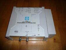 Multi channel programmable Filter-Amplifier uhf multi filtre Wisi vs-22