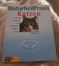 NaturheilPraxis Katzen - bewährte Naturheilmittel und Methoden