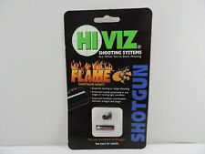 HiViz Flame Front Sight Shotgun Sight Fl2005-R Fits Any Ventilated Rib Shotgun