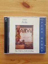 Verdi: Aida. Sabajno. Romophone. 2 CDs