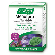 A.Vogel Menoforce® Sage Herb - 30 Tablets - for menopausal flushes & sweats