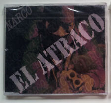 "NARCO ""EL ATRACO"" RARE SPANISH CD MAXI NEW & SEALED / ROCK - RAP METAL"