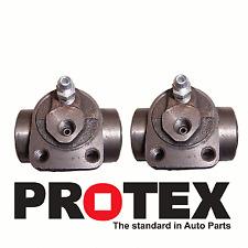 P6006 x 2 - Protex Wheel Cylinders Rear Left + Right HOLDEN FB EK