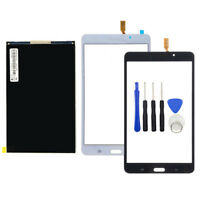 Touch Screen Glass Digitizer SM-T230NU + LCD +Tools For Samsung Galaxy Tab 4 7""
